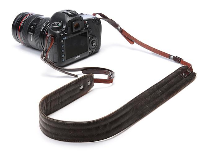 ONA Leather Presidio Camera Strap
