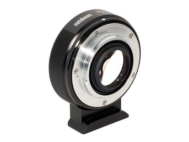 Olympus OM to Micro Four Thirds Speed Booster