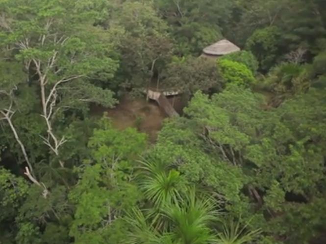 Βιντεολήπτης έχασε το ιπτάμενο drone του, αξίας 15.000 δολαρίων, μέσα στον Αμαζόνιο
