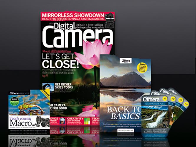 Κατεβάστε δωρεάν από ένα τεύχος 5 σπουδαίων φωτογραφικών περιοδικών