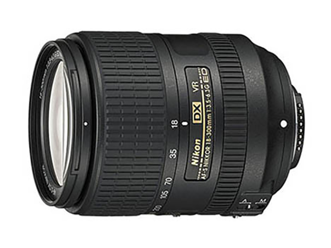 Έρχεται ο νέος Nikon 18-300mm, διέρρευσε η πρώτη εικόνα του