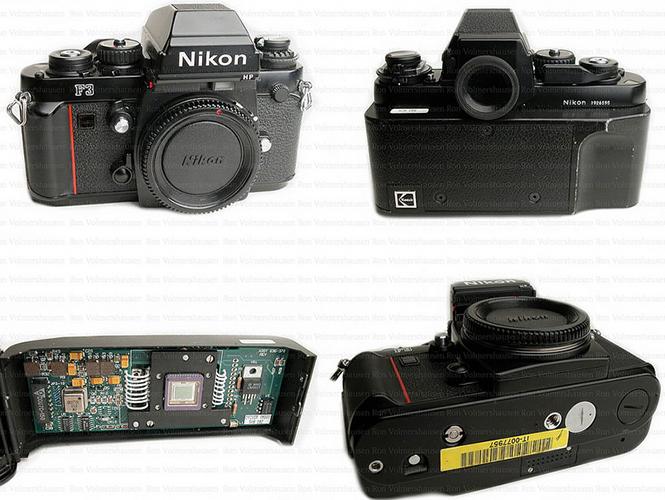 Δείτε τις πρώτες ψηφιακές SLR Nikon F3 και Nikon F4