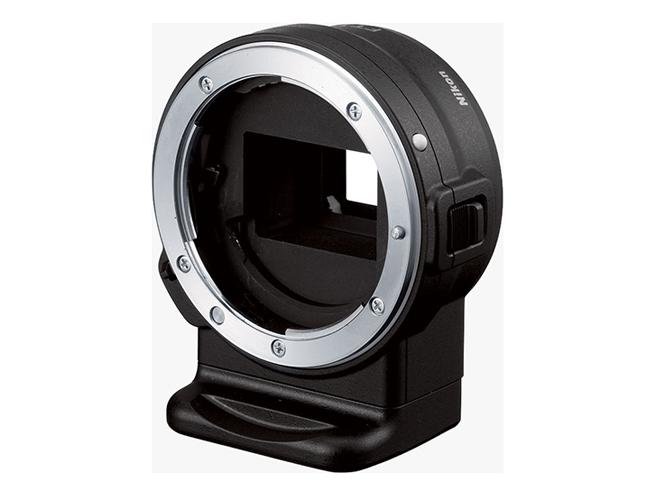 Αναβάθμιση Firmware για τον προσαρμογέα μοντούρας Nikon FT1