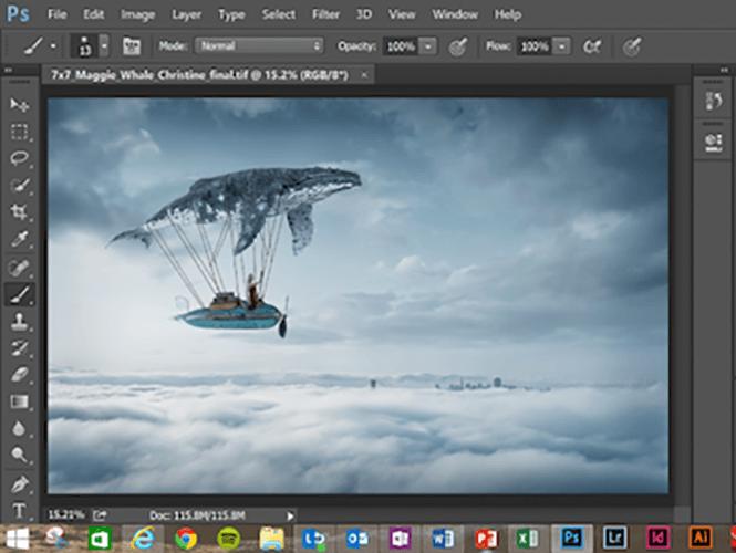 Η Adobe ετοιμάζει ειδική έκδοση του Photoshop CC, κατάλληλη για χρήση με οθόνες αφής