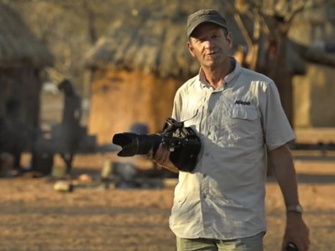 Ο Chris McLennan φωτογραφίζει την Αφρική