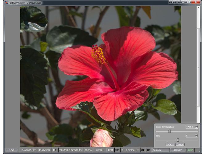 FastRawViewer, δείτε τα RAW αρχεία σας γρήγορα και εύκολα