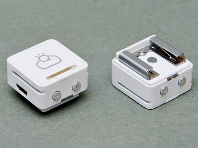 FlashQ, μικροσκοπικό σύστημα απομακρυσμένης ενεργοποίησης flash με ραδιοσυχνότητες