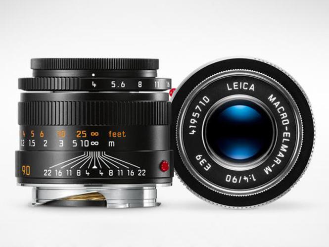Νέος Leica Macro-Elmar-M 90mm f/4 και νέος adapter Leica Macro-Adapter-M