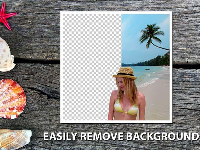 PhotoScissors, αφαιρέστε γρήγορα και εύκολα το φόντο από μία φωτογραφία σας