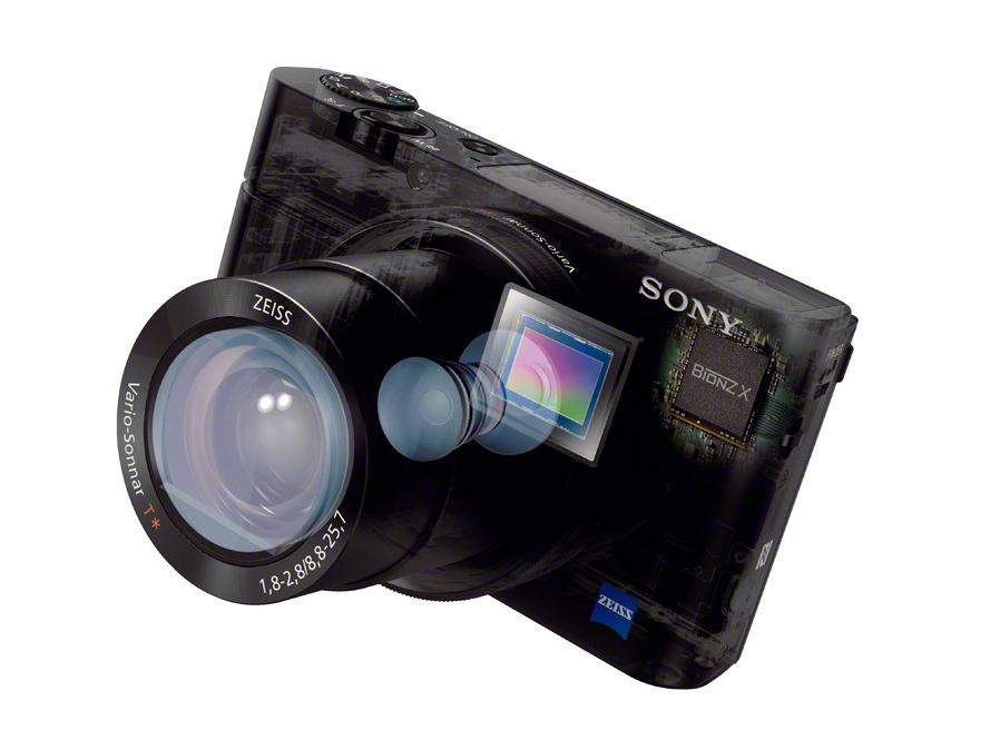 Επίσημες εικόνες-δείγματα της Sony RX100 III
