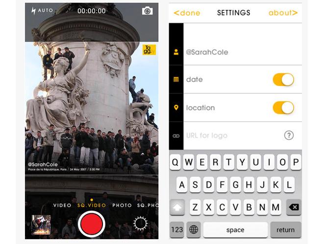 Tagg.ly, νέα εφαρμογή για προσθήκη υδατογραφήματος σε φωτογραφίες και videos