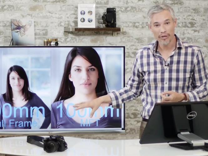 Οι Sony, Olympus και Panasonic μας παραπλανούν; Έτσι ισχυρίζεται ο παρουσιαστής του video που ακολουθεί
