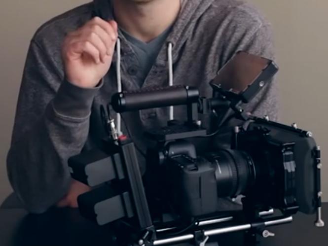 Γράψτε video με την Canon DSLR σας για πάνω από 12 ώρες με κόστος κάτω από 150 ευρώ