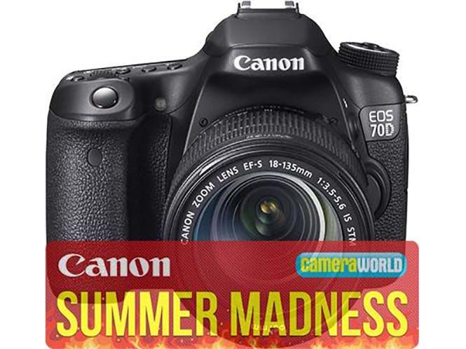 Κέρδισε μία Canon EOS 70D με ένα Canon 18-135mm STM f/3.5-5.6