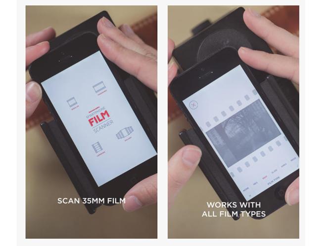 Αναβάθμιση για την εφαρμογή LomoScanner 2
