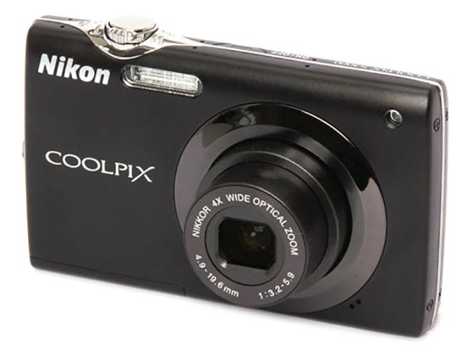 Νέο Firmware για την Nikon Coolpix S3000