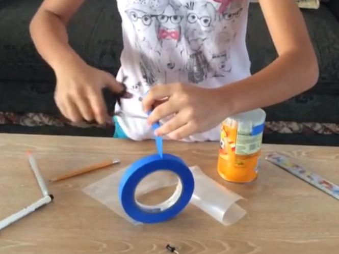 Φτιάξε μία Pinhole μηχανή με κουτάκι από πατατάκια