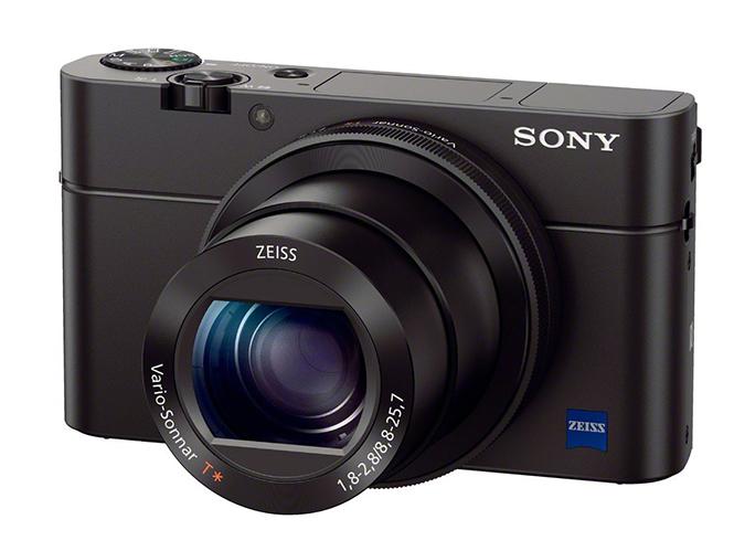 Ανακοινώθηκε η Sony RX100 III με pop up οφθαλμοσκόπιο και νέο φακό