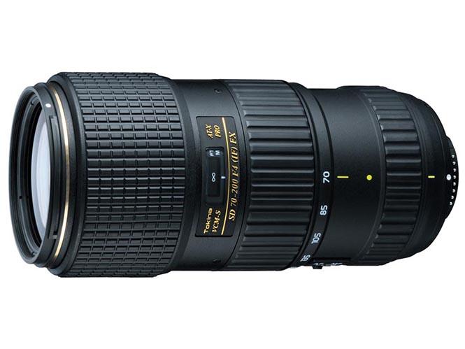 Η Tokina ανακοίνωσε και επίσημα τον νέο Tokina 70-200mm F4 PRO FX VCM-S AT-X