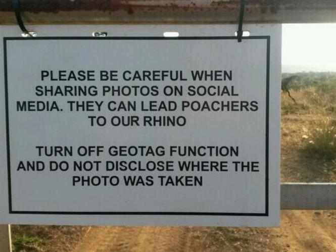 Οι λαθροκυνηγοί χρησιμοποιούν φωτογραφίες για να βρίσκουν και να σκοτώνουν άγρια ζώα