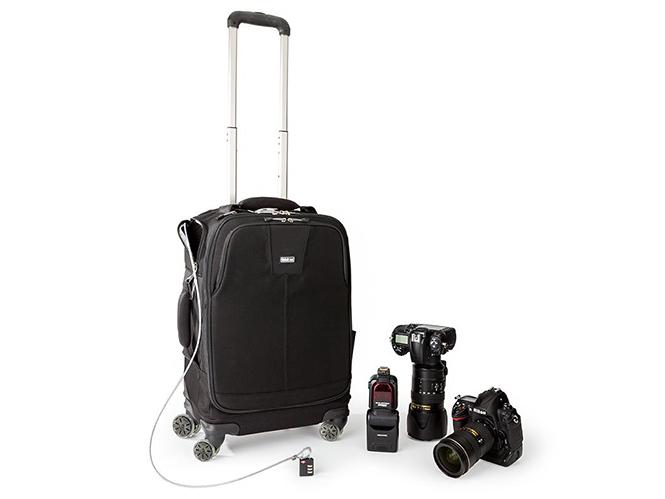 Airport Roller Derby, αυτή είναι η νέα τροχήλατη φωτογραφική τσάντα της Think Tank