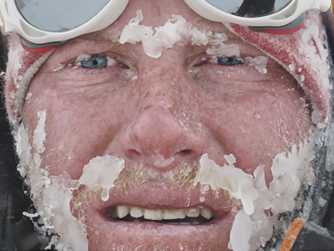 A Tribute to Discomfort: Cory Richards, ένας φωτογράφος που φτάνει στα άκρα