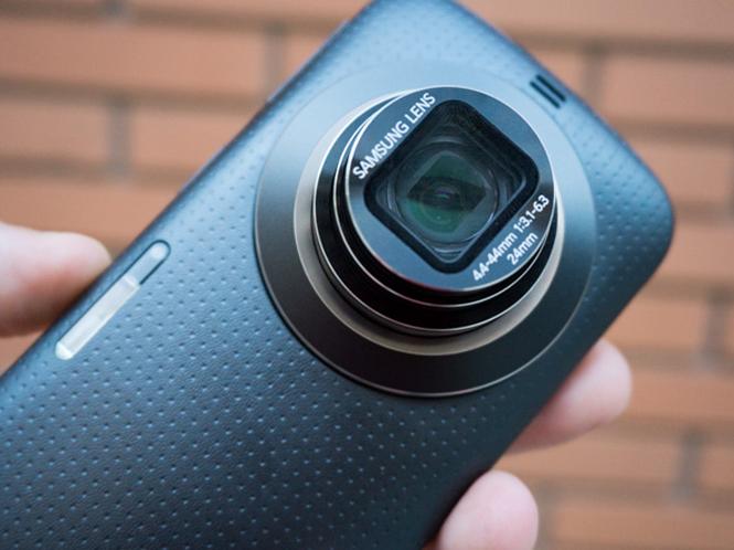 Samsung Galaxy K Zoom (Hands On φωτογραφίες και video)