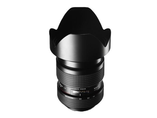 H PhaseOne ανακοίνωσε τον νέο Schneider Kreuznach 40-80mm f/4.0-5.6