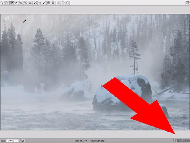 Η Adobe παρουσιάζει τα νέα Preview κουμπιά του Adobe Camera Raw 8.5
