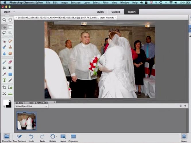 """Σώστε τα """"καμένα"""" με την βοήθεια του Adobe Photoshop Elements"""