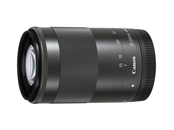 Ανακοινώθηκε ο Canon EF-M 55-200mm f/4.5-6.3 IS STM