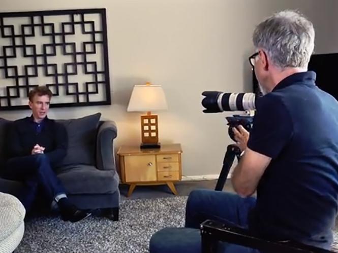 Συμβουλές για την δημιουργία video-συνεντεύξεων με μία DSLR μηχανή