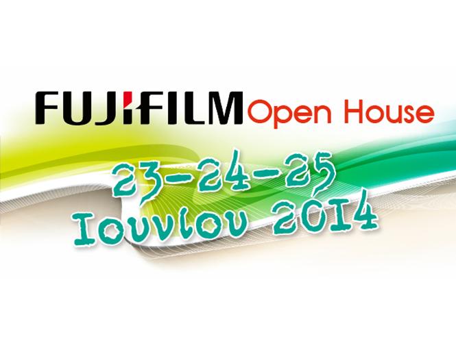 Open House από την Fujifilm για επαγγελματίες