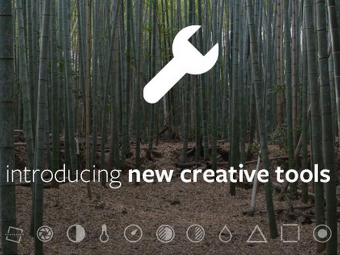 Αναβάθμιση για την Instagram με προσθήκη εργαλείων για την επεξεργασία των φωτογραφιών