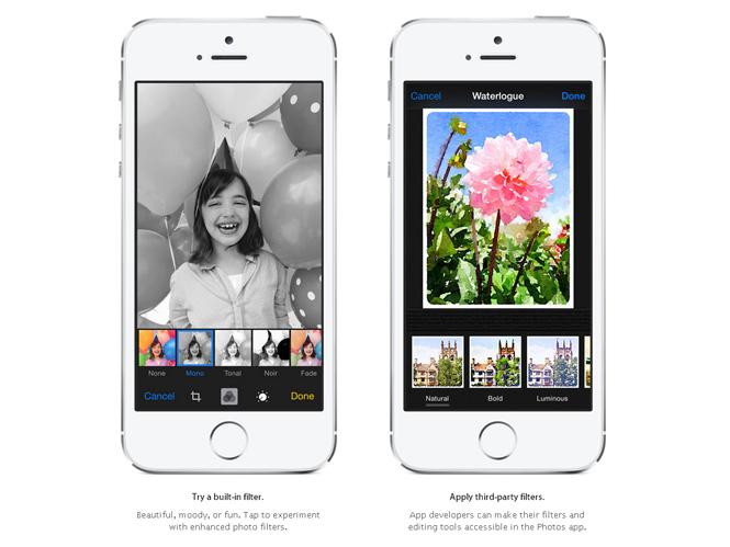 Το Apple iOS 8 φέρνει σημαντικές βελτιώσεις για τους φωτογράφους