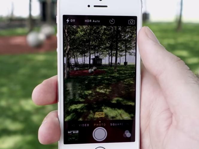 Δείτε πως θα λειτουργούν οι νέες λειτουργίες της κάμερας του iPhone στο iOS 8