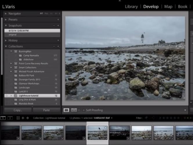 Επεξεργασία φωτογραφιών τοπίου ξεκινώντας στο Adobe Lightroom και τελειώνοντας στο Adobe Photoshop