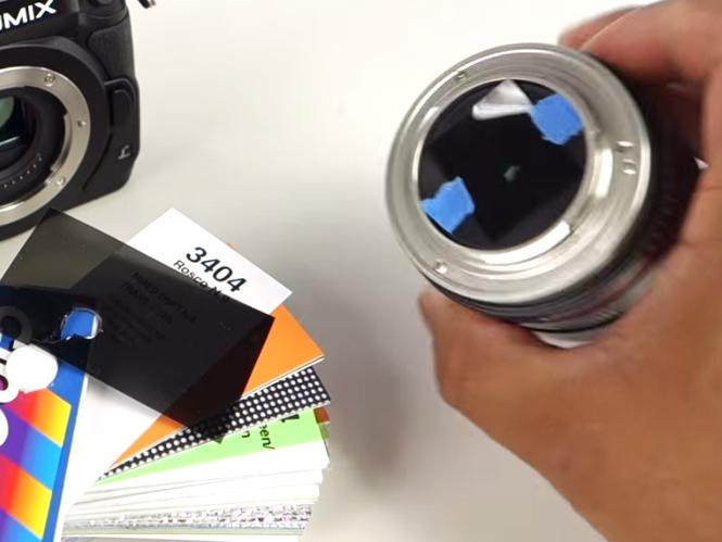 Δείτε πως μπορείτε να προσθέσετε ένα ND φίλτρο στον Fisheye φακό σας εύκολα και οικονομικά