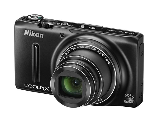 Αναβάθμιση Firmware για τις Nikon Coolpix S9400 και Nikon Coolpix S9500