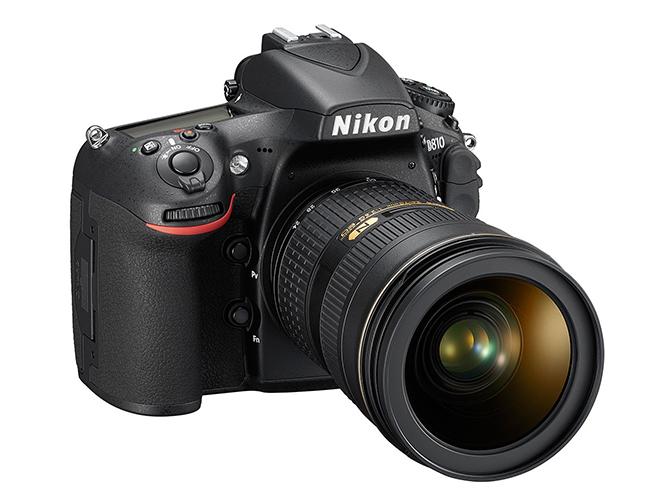 Ανακοινώθηκε η Nikon D810 χωρίς OLPF και με μικρές βελτιώσεις