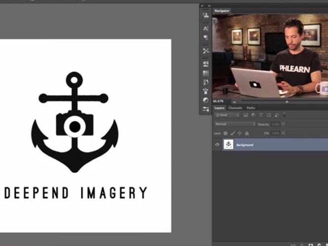 Τοποθετήστε watermark στις εικόνες σας με την βοήθεια του Adobe Photoshop