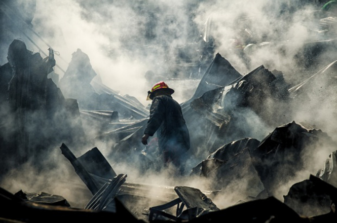 Atkins Ciwem Environmental Photographer of the Year 2014 WINNER 1