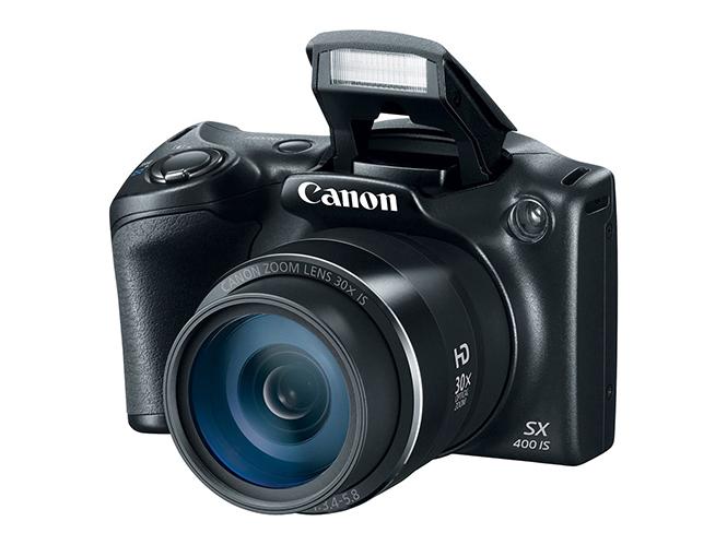 Νέα superzoom Canon Powershot SX400 IS με 30x οπτικό zoom