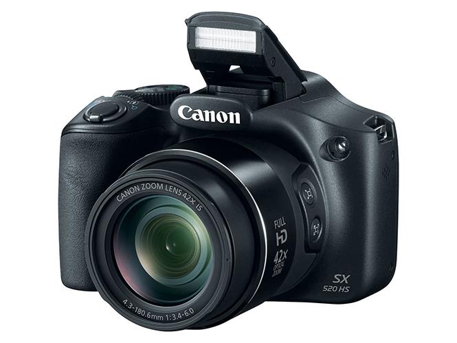 Canon PowerShot SX520 HS, 42x οπτικό zoom στα 359 ευρώ