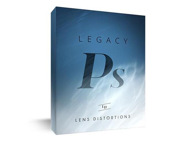 LensDistortions Legacy Collection Ps, συλλογή ειδικών actions για το Adobe Photoshop