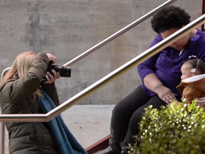 Nikon Behind the Scenes: πως να φωτογραφίσετε παιδιά