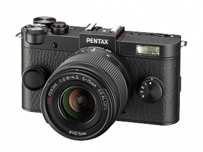Pentax Q2 black