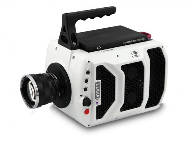 Phantom v2511, νέα videocamera που καταγράφει με 25.600 fps σε πλήρη ανάλυση