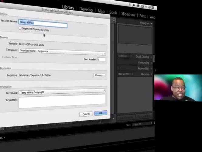 Τρεις συμβουλές για λήψη εικόνων με άμεση επισκόπηση τους σε Η/Υ μέσω του Adobe Lightroom 5