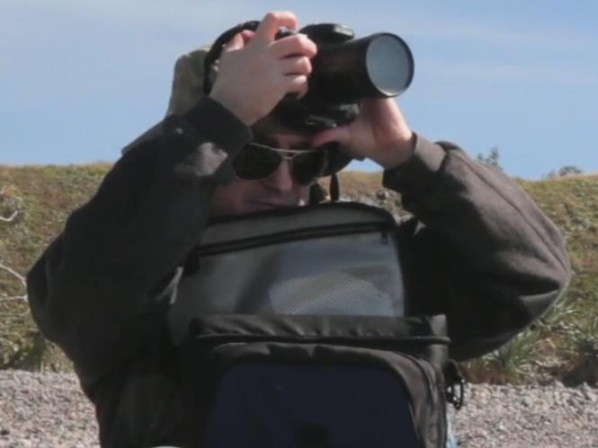 Ο τυφλός φωτογράφος που μας δείχνει το μεγαλείο της ανθρώπινης ύπαρξης